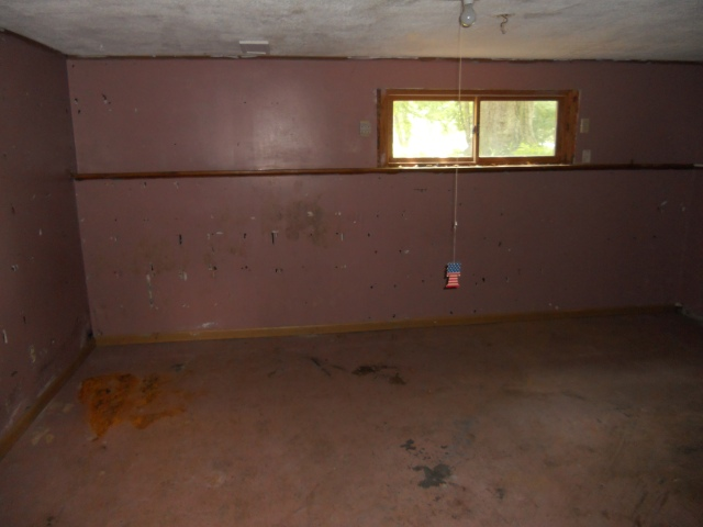 This is the main room of the basement.